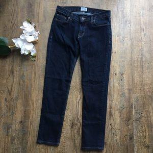 Hudson skinny crop jeans 26
